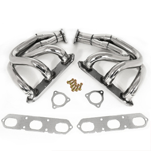 Kit de colector de escape de acero inoxidable Racing para Toyota Supra 2JZ-GE 93-98 3.0L N / A No Turbo