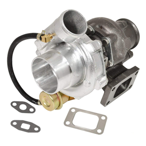 "Sobrealimentador universal T3 T4 Turbocompresor T04E 2.5 ""V Band Turbocharger"